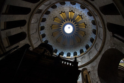 The Aedicule of the Church of the Holy Sepulchre
