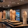 Human shaped coffins (3thCentury BCE)<br /> The Israel Museum<br /> Jerusalem