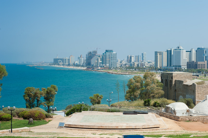 View from Abrash Park, Joppa