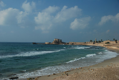 Caesarea. With connections to Cleopatra, Pontius Pilate, Herod, and Rabbi Akiva, this small port city is as rich in history as it is beautiful.