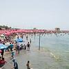 First Visit to Israel - Tel-Aviv Beach