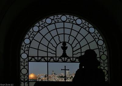 Flevit Church, Jerusalem