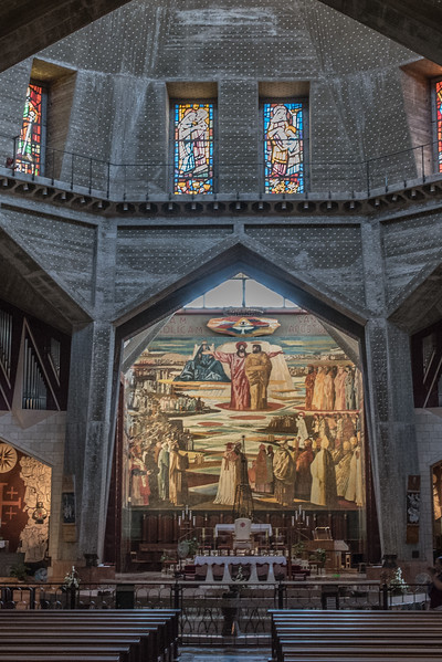 Catholic Church of the Annunciation, Nazareth