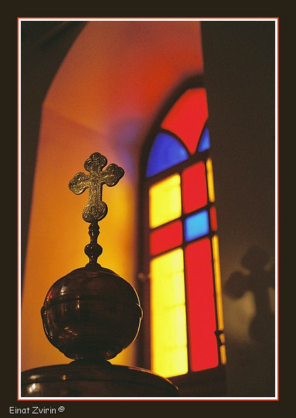 Church in Nazzareth
