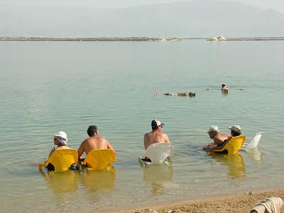 Israel , Dead Sea
