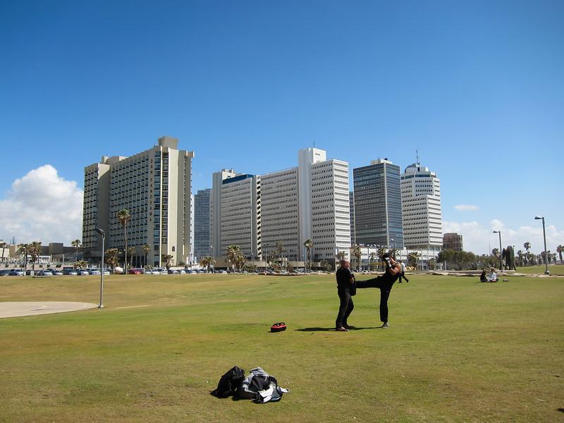 Tel Aviv - Near the Beach