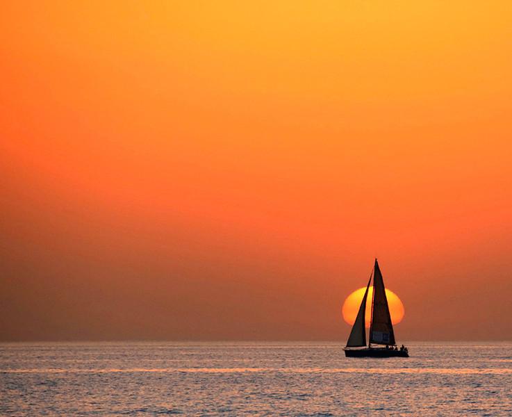 Sunset-Serenity