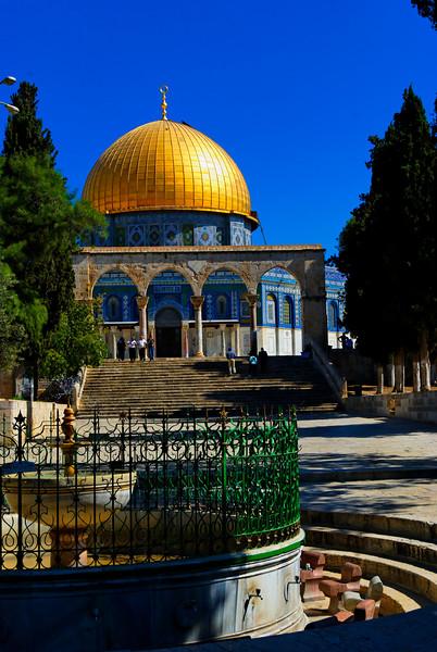Cúpula Dourada da Mesquita