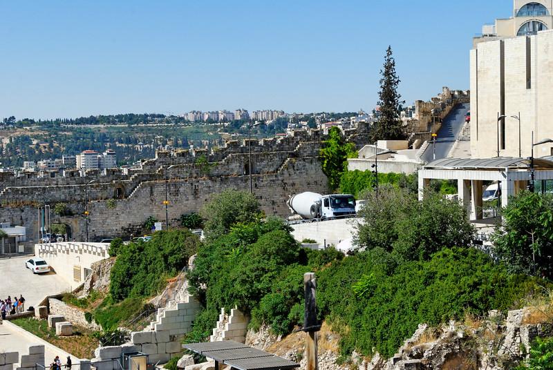 Jerusalem - Museu de Arqueologia Muçulmano - Israel -  200906112951