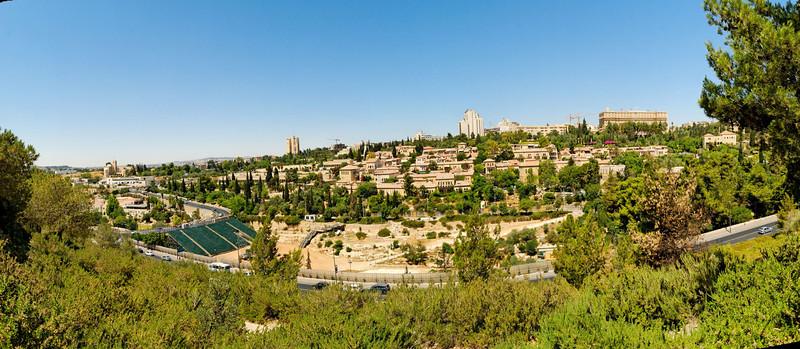 Jerusalem - Israel _3416_stitch
