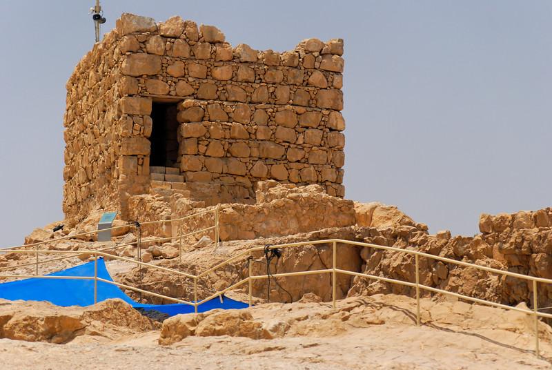 Massada - Israel -  20090610 - 2592
