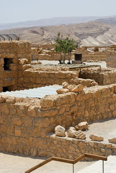 Massada - Israel -  20090610 - 2632
