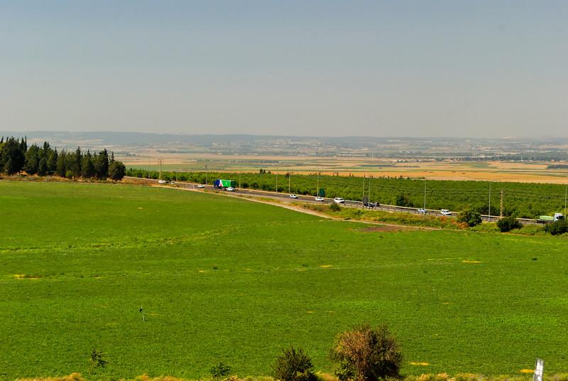 Vale do Megiddo