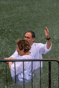 Baptismal place