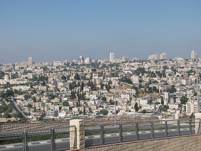Israel/Jordan/Egypt 2009