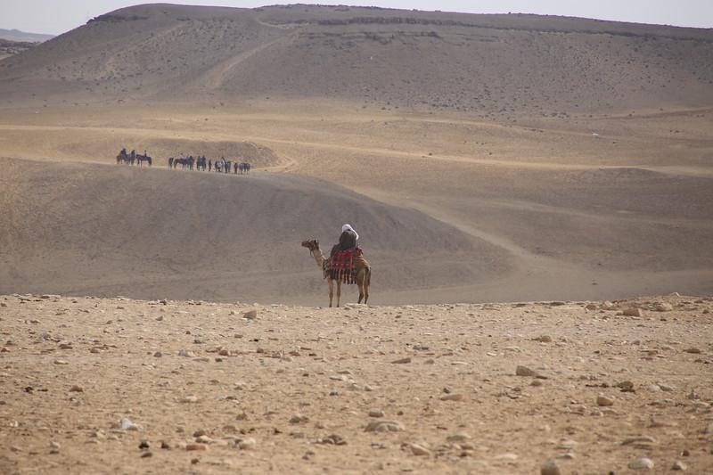 Giza Plateau, Egypt