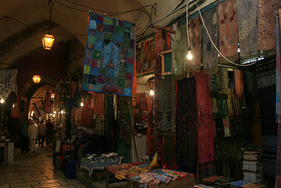 Sooq in the Old City.