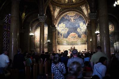 Church of Maria Magdalene, Jerusalem.