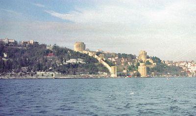 Rumeli Hisan fort
