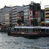Ferryboat terminal in Karaköy. Nice place.