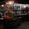 Kadıköy. 11 PM an still selling food..
