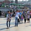 Eminönü. Always very crowded. Poor peoples area.