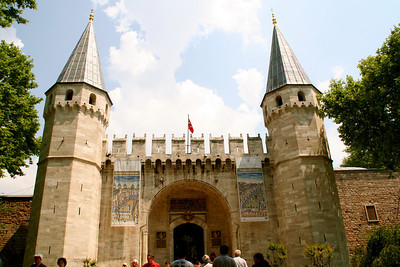 Topkapi Palace was the primary residence of the Ottoman Sultans for approximately 400 years of their 624-year reign