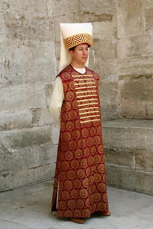 Guard at Topkapi Palace