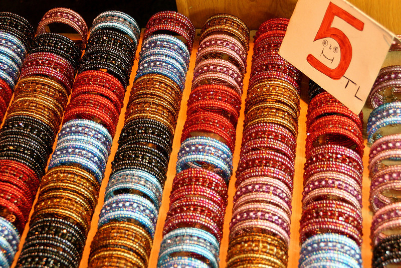 At the Spice Bazaar