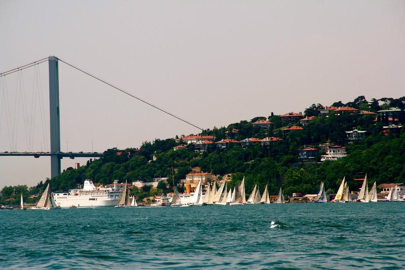 The beautiful Bosphorus