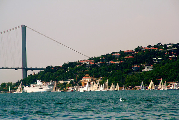 The beautiful Bosphorus