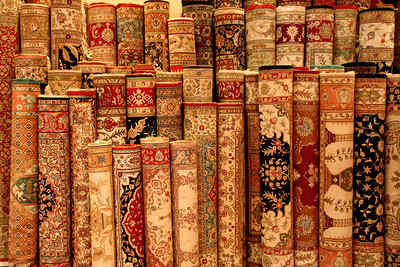 Magic carpets!