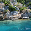 Submerged Ruins, Kekova