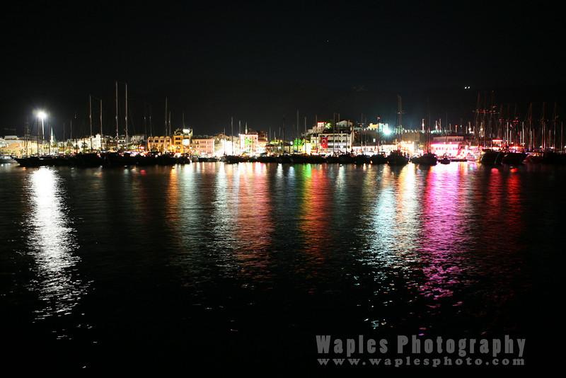 Port at Kuşadası