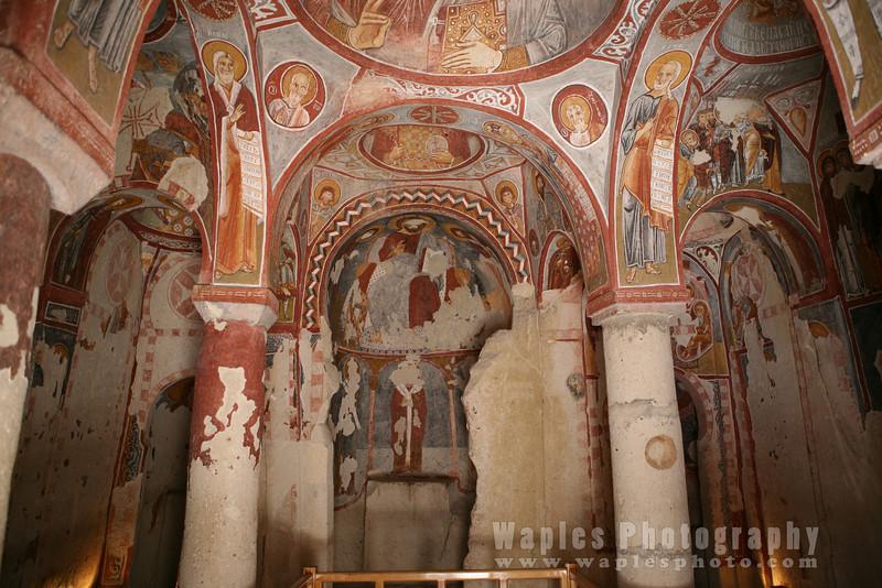 Elmalı Kilise (or the Apple Church)