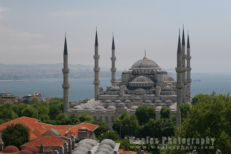 Blue Mosque, Sultan Ahmet Camii
