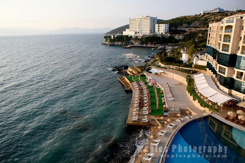 View of the Aegean, Kuşadasi