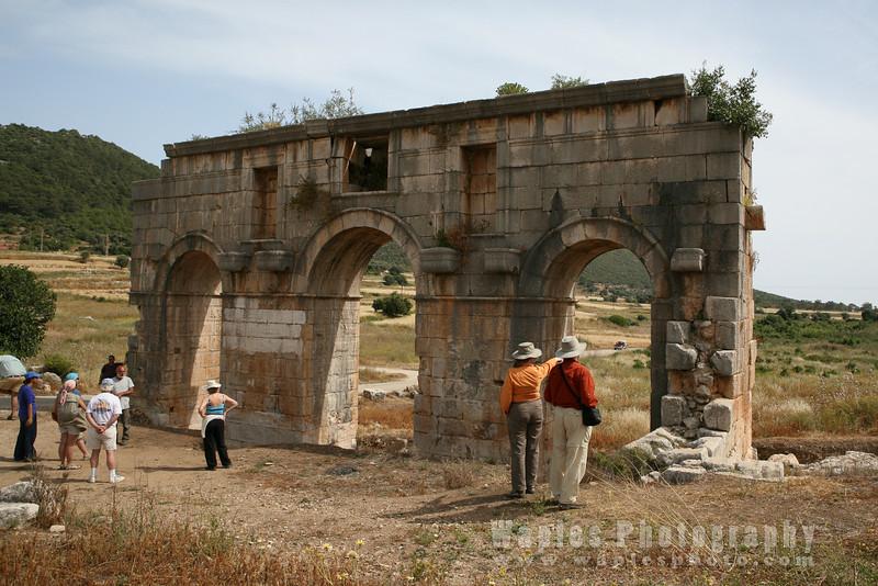 Remaining City Wall