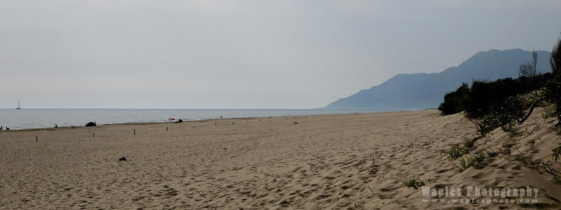 Beach at Ölü Deniz