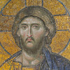 Figure of Christ, Deësis mosaic