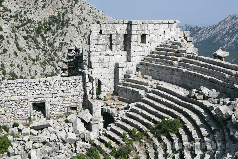 Thermessos Theatre
