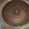 Dome inside Topkapi Palace