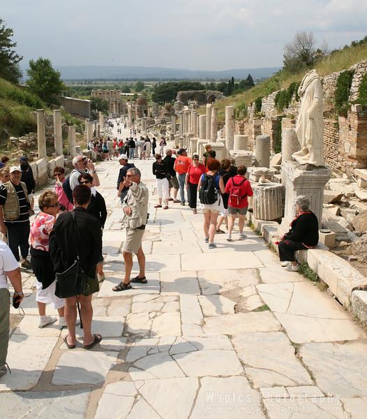 Colonnaded Street, Ephesus