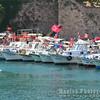 Patriotic boats