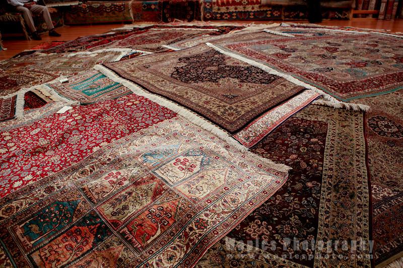 Rugs, rugs, rugs