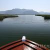 Boating along the Dalyan Wetlands