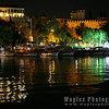 Old Port, Antalya at night