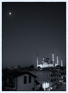 Blue Mosque (Sultan Ahmet Camii)