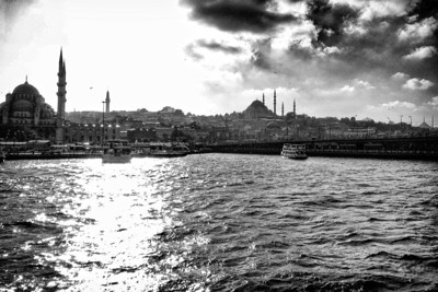 From the Galata Bridge
