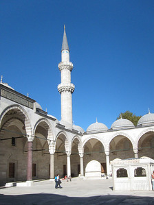 Mosque of Süleyman the Magnificent